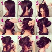 cute easy hair tutorials & diy