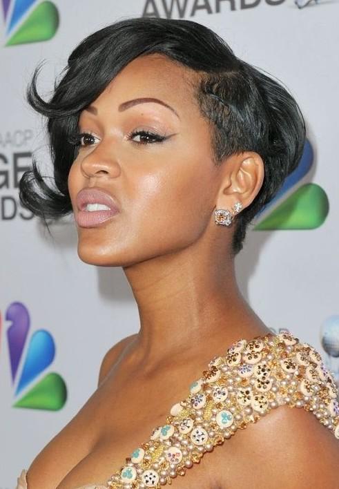 short hairstyles for black women 2014