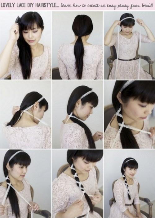 18 Cute Hairstyle Ideas & Tutorials