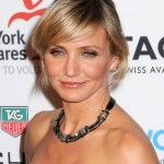 2014 - 2015 Short Hairstyles for Women Over 40: Cameron Diaz Bob Haircut