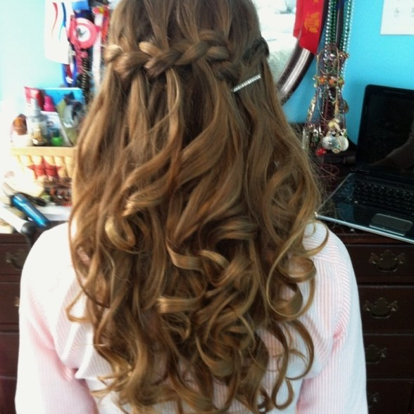 20 Best Prom Hair Ideas 2017 Prom Hairstyles For Long & Medium Hair