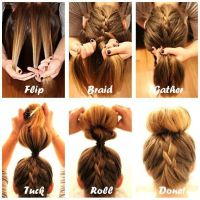 18 Cute Hairstyle Ideas & Tutorials - Hairstyles Weekly