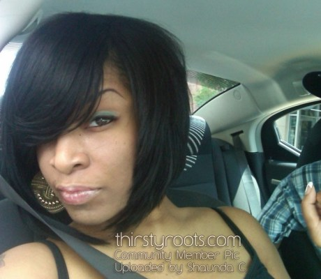Short Layered African American Hairstyles