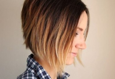 Inverted Bob Hairstyles On Pinterest Inverted Bob Short