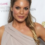 Charlotte Jackson Braided Half Up Half Down Hairstyle for Wedding