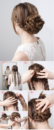 hairstyles thick hair