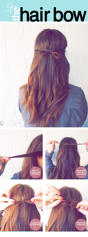 Hair Bow Tutorial - How to Create A Hair Bow