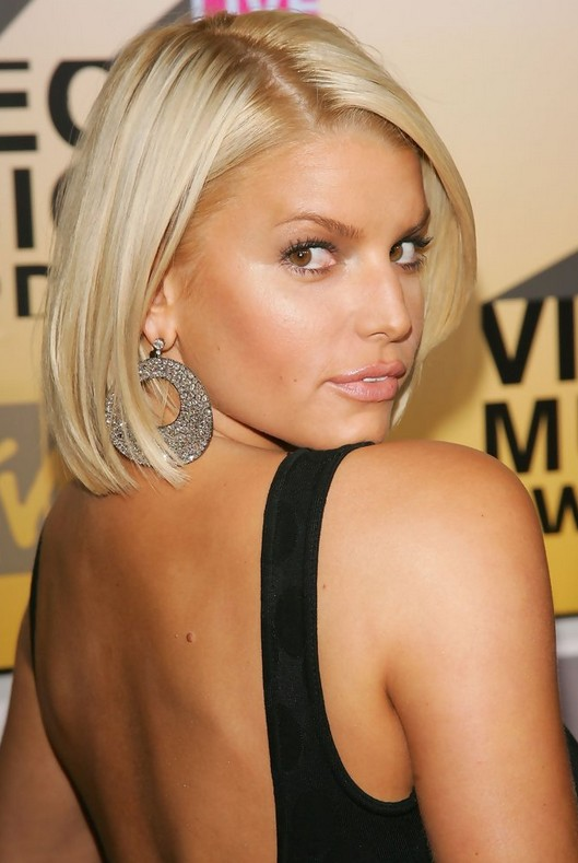 Cute Quick Amp Easy Short Haircut For Women Jessica Simpson