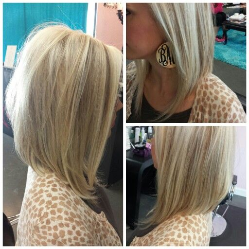 Long Angled Bob Cut for Women - Bob Haircuts for 2017