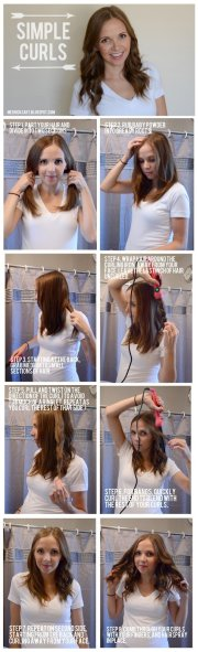 hair tutorials 20 ways style