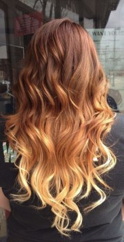 hottest ombre hairstyles