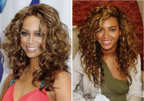 Sexy Easy Curly Hairstyle for Medium Length Hair