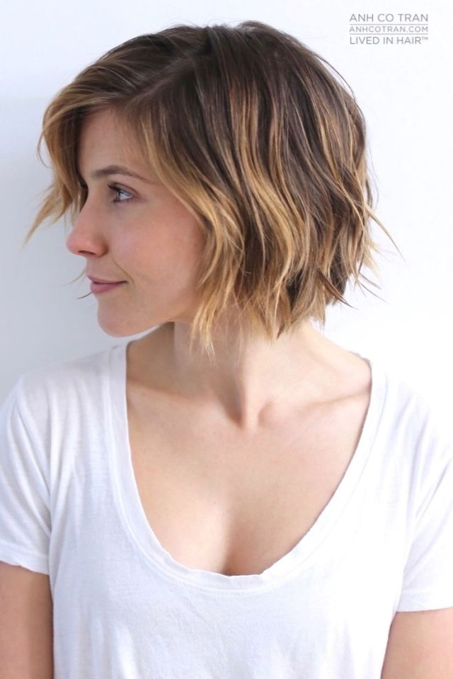 22 hottest short hairstyles for women 2019 - trendy short
