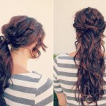Boho Chic Ponytail
