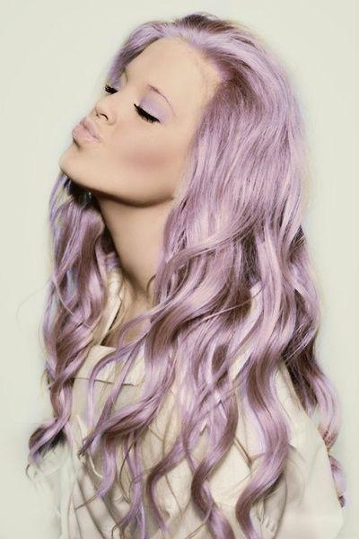 Pastel Colour Hair