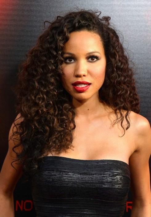 Jurnee Smollett-Bell Curly Hairstyles for Women