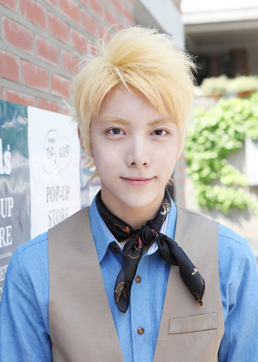 Hot Korean Hair styles for men