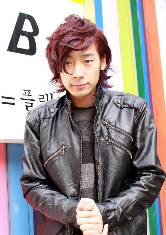 Korean Hair Styles for Men