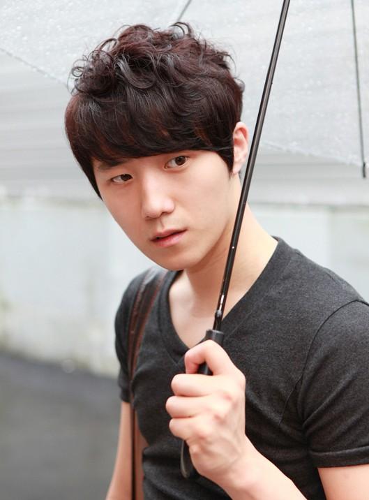 Korean men hairstyles