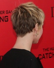 view of short layered pixie