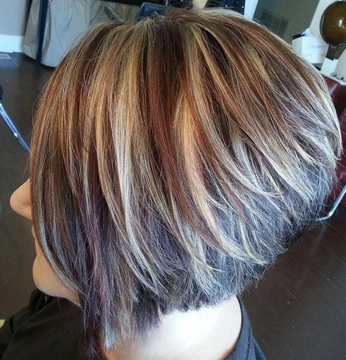 Graduated Bob Hairstyles Archives Hairstyles Weekly
