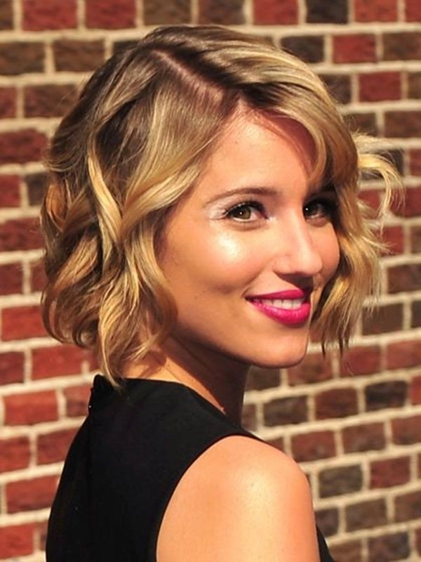 Cute Short Soft Wavy Hairstyle For Women Really CUTE