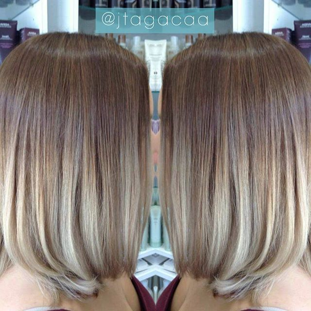 smooth bob hairstyle for women