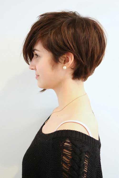 Asymmetrical Pixie Cut 2020 : asymmetrical, pixie, Hottest, Short, Hairstyles,, Haircuts, Bobs,, Pixie,, Colors, Hairstyles, Weekly