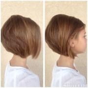 cute short stacked bob hairstyles