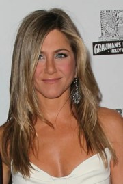 jennifer aniston hairstyles - long