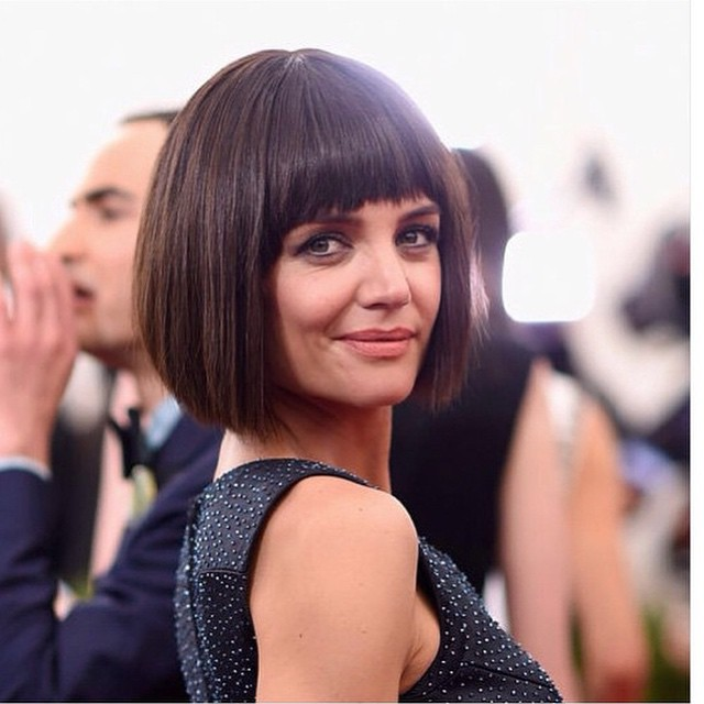 22 Chic Bob Hairstyles With Bangs For 2016