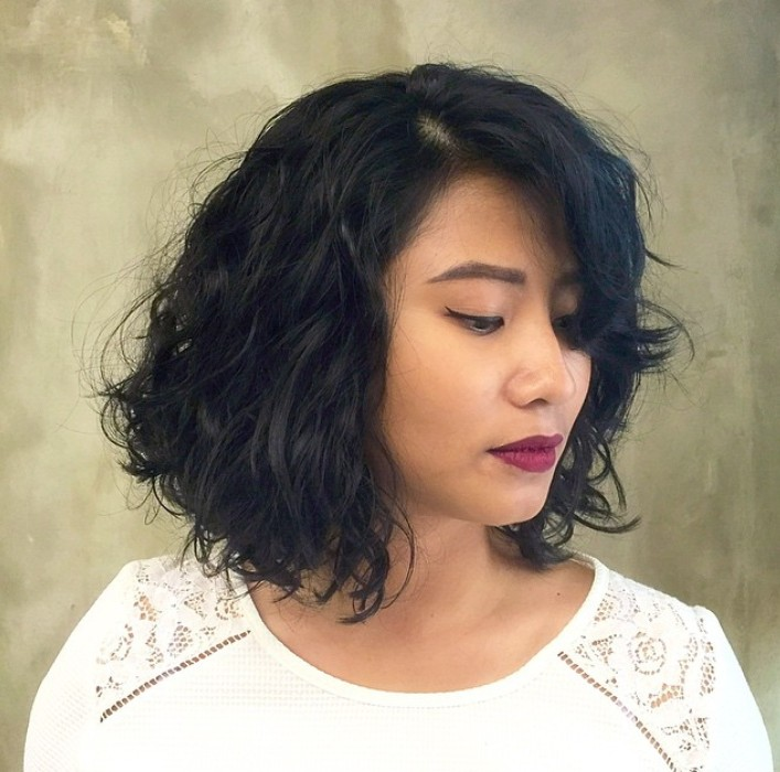 19 Pretty Permed Hairstyles Best Perms Looks You Can Try