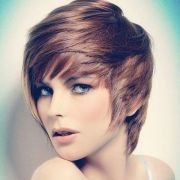 simple easy pixie haircuts