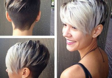Short Hairstyles For Brown Hair Short Hairstyles