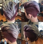 amazing two-tone hair styles