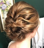 chic braided updos medium