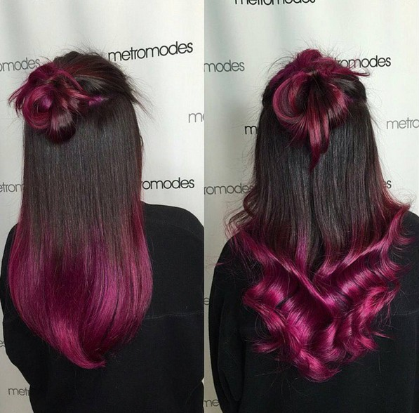 Great Two Tone Hair Color Ideas