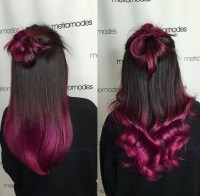 8 Trendy 2-tone Hairstyles with Bright Colors - Hairstyles ...