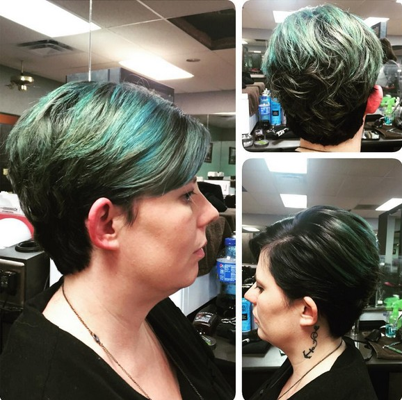 Stylish, Easy Short Hairstyle Ideas for Women