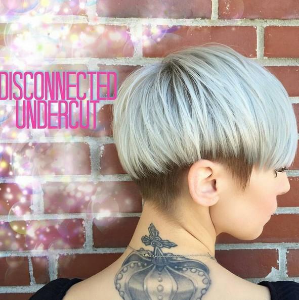 Trendy Hair Styles Color 2016 for Short Hair