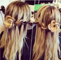 20 Best Waterfall Braid Hairstyle Ideas