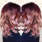 Red Ombre Hair Ideas