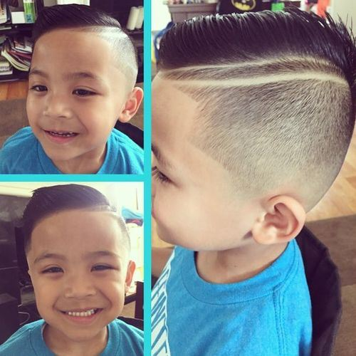 20 Really Cute Haircuts For Your Baby Boy Kids Hair