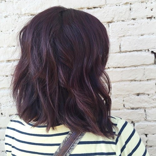 20 Mahogany Hairstyles You Must Style this Year