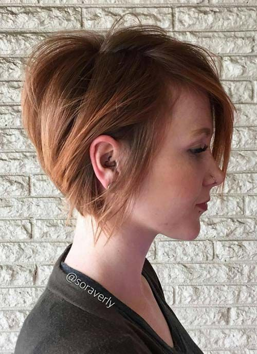 22 Hottest Short Hairstyles For Women 2017 Trendy Short Haircuts