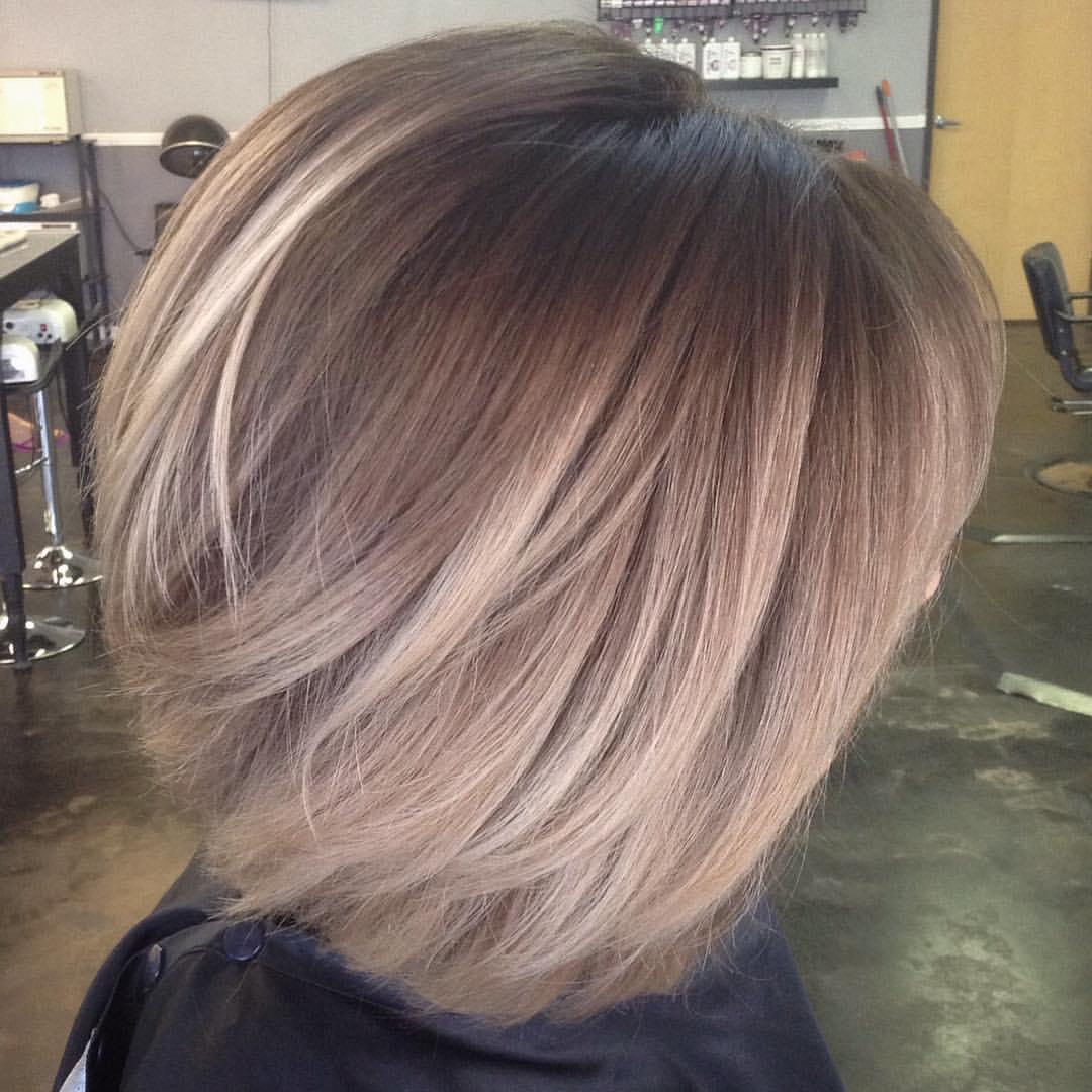 30 Best Balayage Hairstyles For Short Hair 2018 Balayage