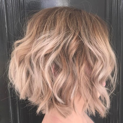 30 Hottest Balayage Hairstyles for Short Hair 2018 - Balayage Hair Color Ideas