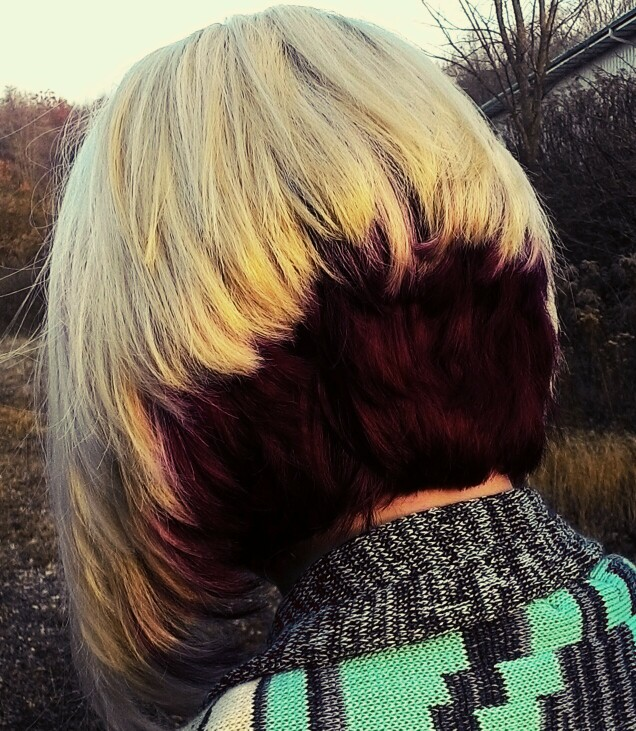 36 Two Tone Hair Color Ideas For Short Medium Long Hair