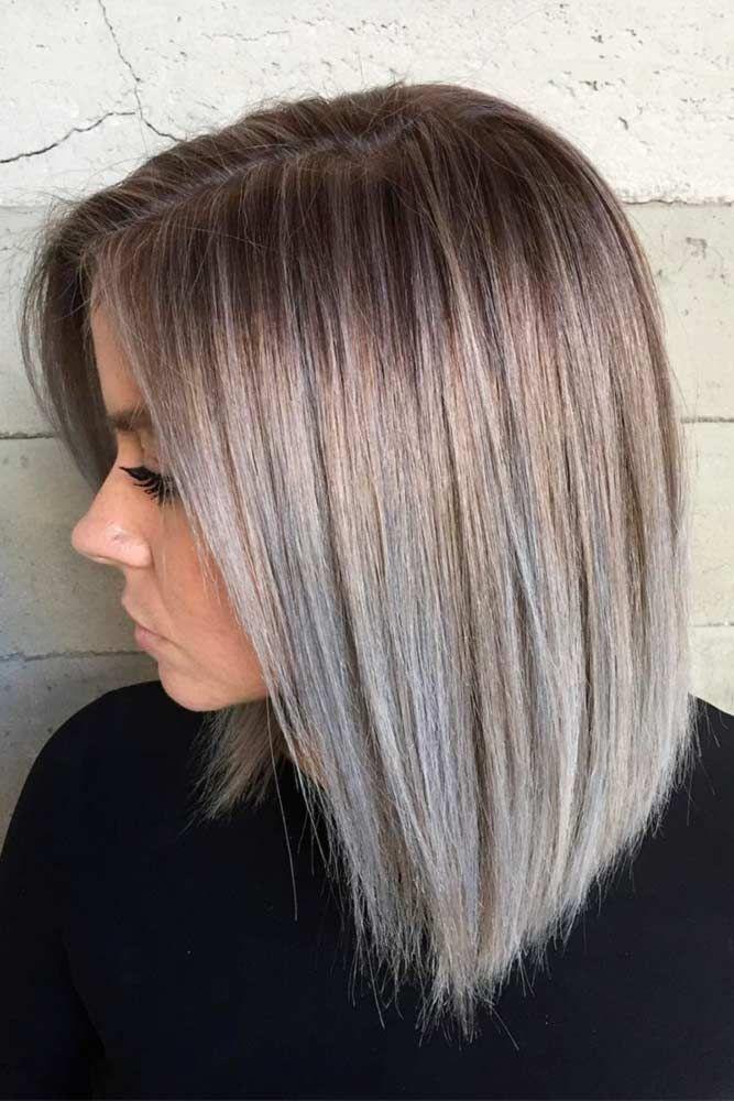 21 Inspiring Medium Bob Hairstyles - Mob Haircuts for 2017
