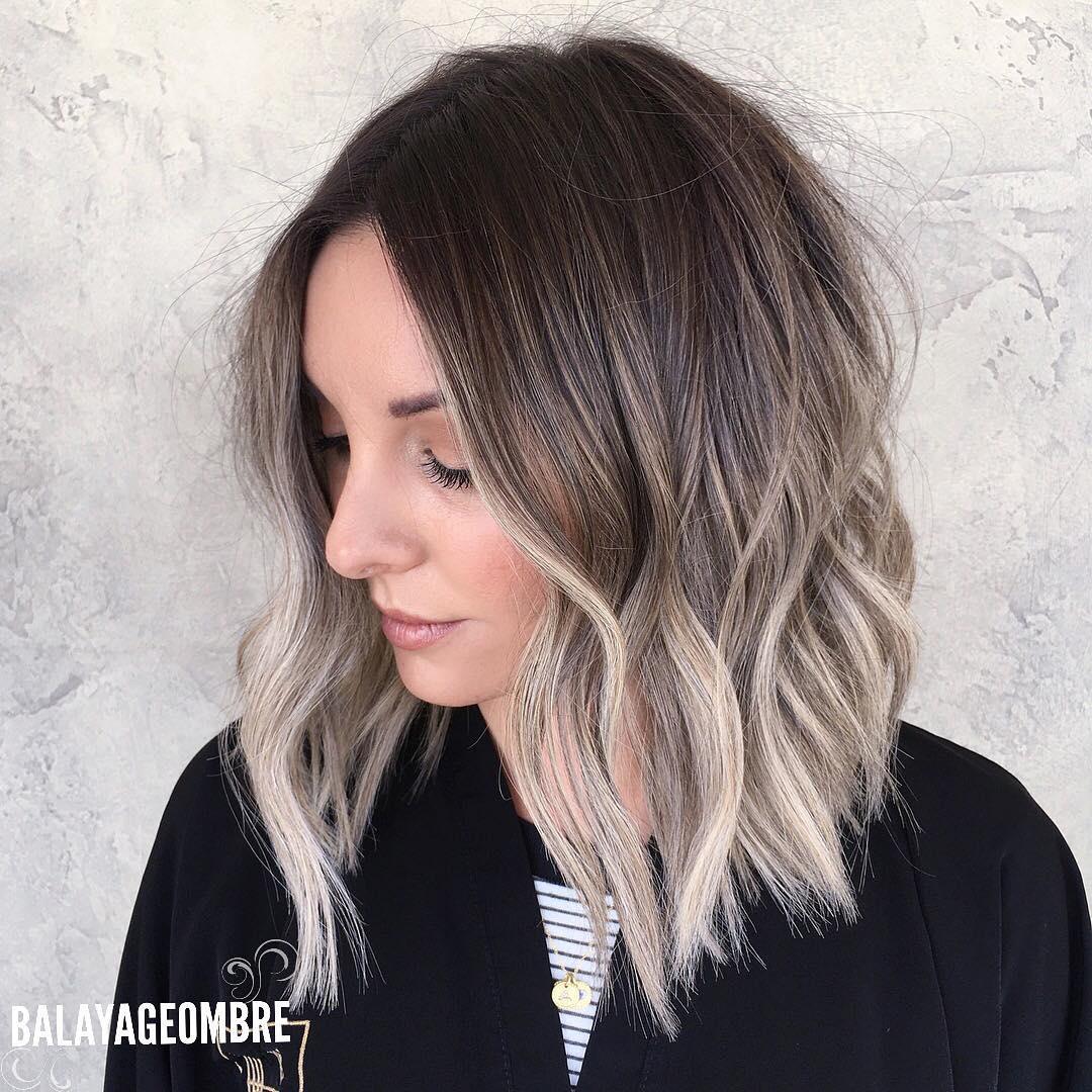 35 Best Medium Length Hairstyles 2019  Easy Shoulder